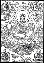 Teacher (Lama): Zangpo Gyaltsen