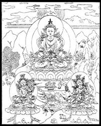 Amitayus Buddha: Amitayus