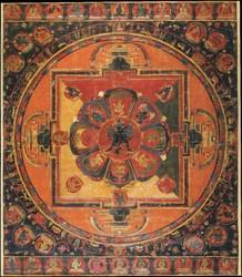 Hevajra (Buddhist Deity): (Samputa Tantra)