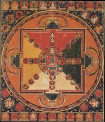 Vajrapani (Bodhisattva & Buddhist Deity): Bhutadamara