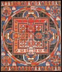 Vairochana Buddha: Trailokyavijaya (Tattvasamgraha Tantra)