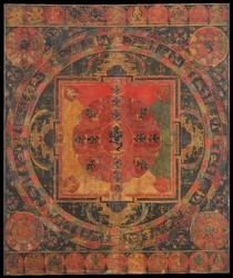 Nairatmya (Buddhist Deity): (4 hands)