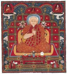 Teacher (Lama): Zhonnu Lodro