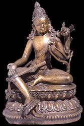 Avalokiteshvara (Bodhisattva & Buddhist Deity): Khasarpani (Sky Flier)