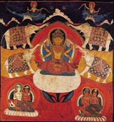 Gajalakshmi (Hindu Deity)