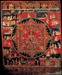 Vasudhara (Buddhist Deity): (1 face, 6 hands)