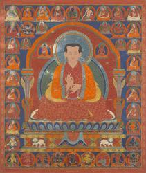 Teacher (Lama): Kunrig, Seton