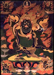 Mahakala (Buddhist Protector): (unidentified)