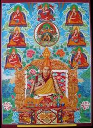 Teacher (Lama): Kadam Gyatso