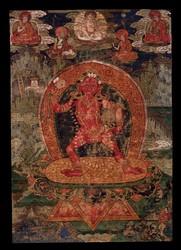 Vajrayogini (Buddhist Deity): Queen of Bliss (Dechen Gyalmo)