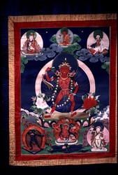 Vajrayogini (Buddhist Deity): Queen of Bliss (Dechen Gyalmo)