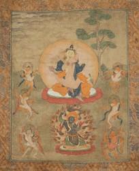 Padmasambhava: (unidentified form)