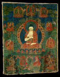 Dipamkara Buddha: (Seated)
