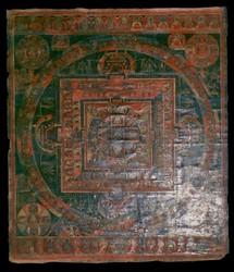 Vairochana Buddha: Sarvavid (Sarvadurgati Tantra)