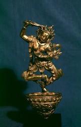 Vajrayogini (Buddhist Deity): (Dancing Posture)