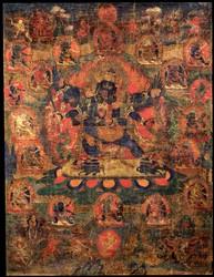 Vajrabhairava (Buddhist Deity): Heruka (Nyingma)