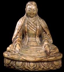 Teacher (Lama): (unidentified, male, monastic)