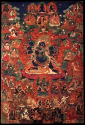 Yamari, Manjushri (Eight Pronouncements)