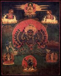Nagaraksha (Buddhist Deity)