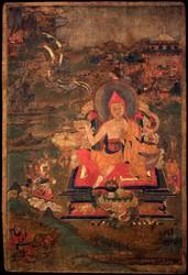 Padmasambhava: 8 Forms: Pema Jungne