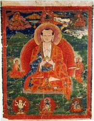 Arhat/Sthavira (Buddhist Elder): 16 Elders: Rahula