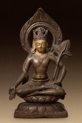 Bodhisattva: (unidentified male)