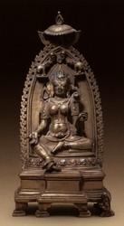 Lakshmi (Indian Goddess): Consort of Vishnu