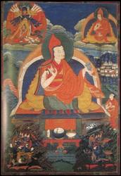Teacher (Lama): Teacher