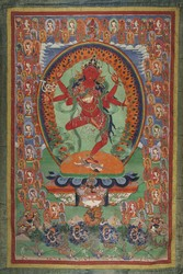 Deity: (Unidentified)
