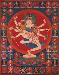 Avalokiteshvara (Bodhisattva & Buddhist Deity): Padmajala