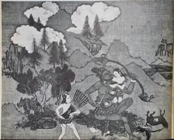 Indian Adept (siddha): Shavaripa