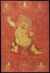 Vajrapani (Bodhisattva & Buddhist Deity)