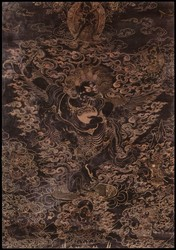Mahakala (Buddhist Protector): Kakamukha (Raven-faced)