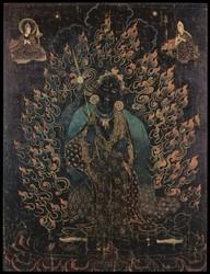 Worldly Protector (Buddhist): Tseringma (Shalu Monastery)
