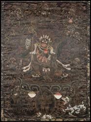 Mahakala (Buddhist Protector): Maning (Eunuch)