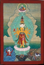himalayan art resources, jeff watt, tibetan art, karmapa, tricycle
