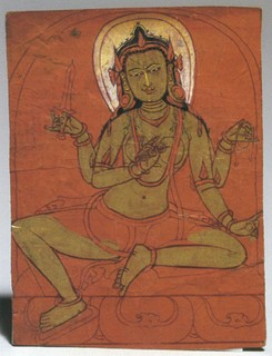Painting Type: Miniature Paintings in Himalayan Art