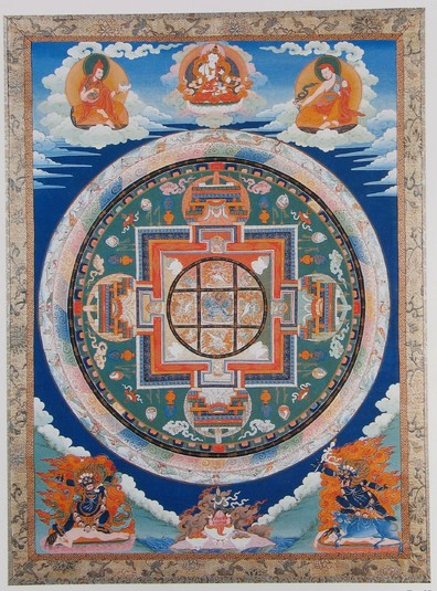 mandala of vajrabhairava November 10 – december 19, 2008 a fascinating look at the creation and profound inner meaning of the buddhist mandala, an intricate and vividly c.