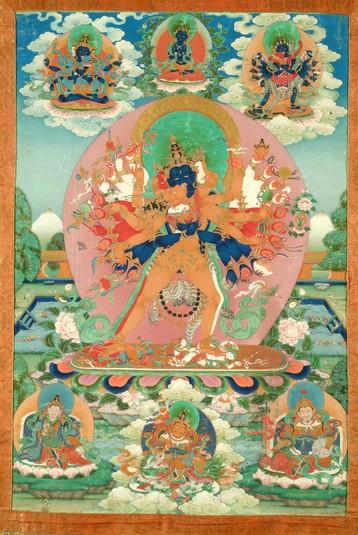 Kalachakra (Buddhist Deity) (Himalayan Art)